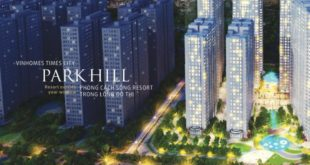 Vinhomes Times City Park Hill