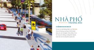 Shophouse Park Hill cơ hội đầu tư hấp dẫn